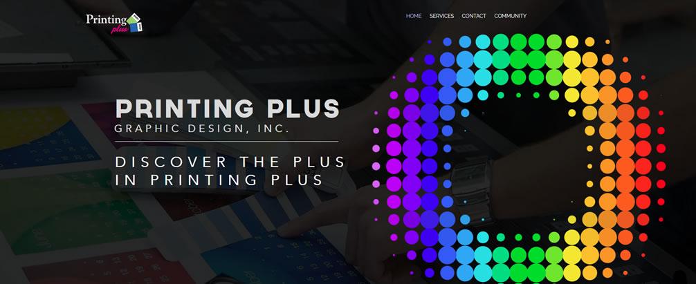 Printing Plus